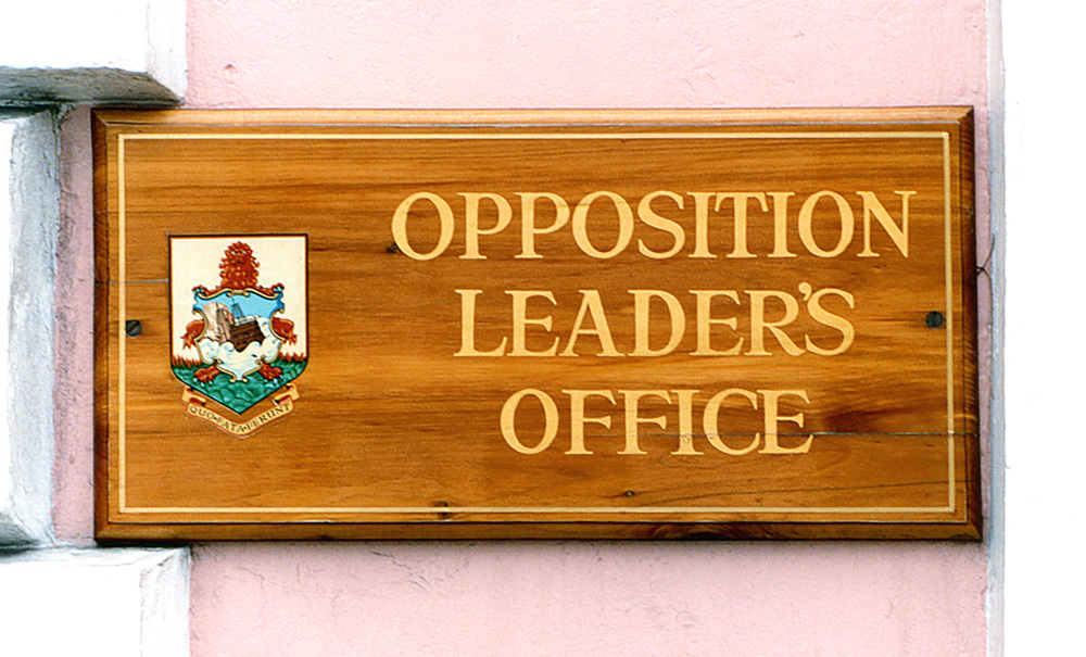 The Opposition Leader
