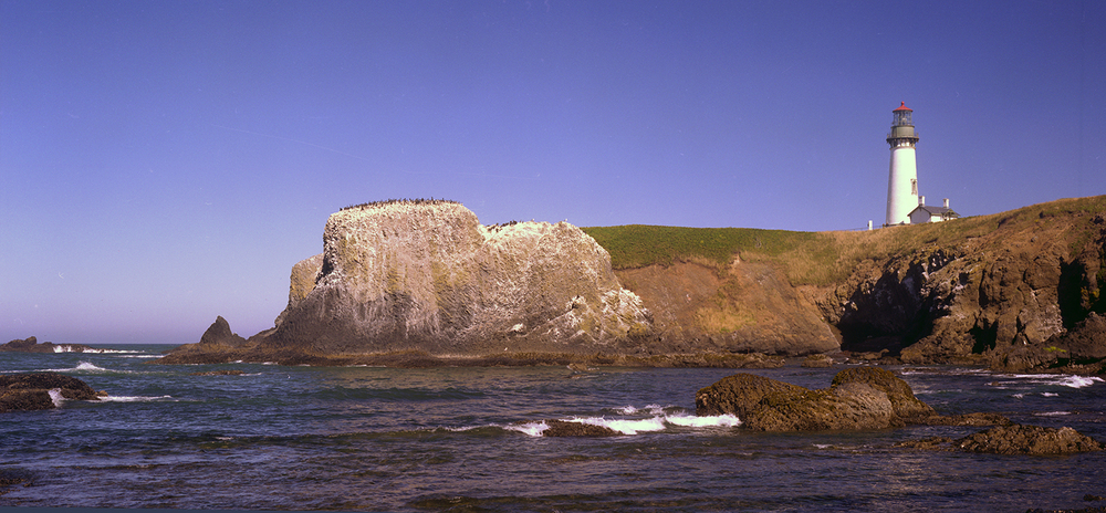 The Yaquina Head Light