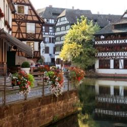 Alsace, Eze & Nice
