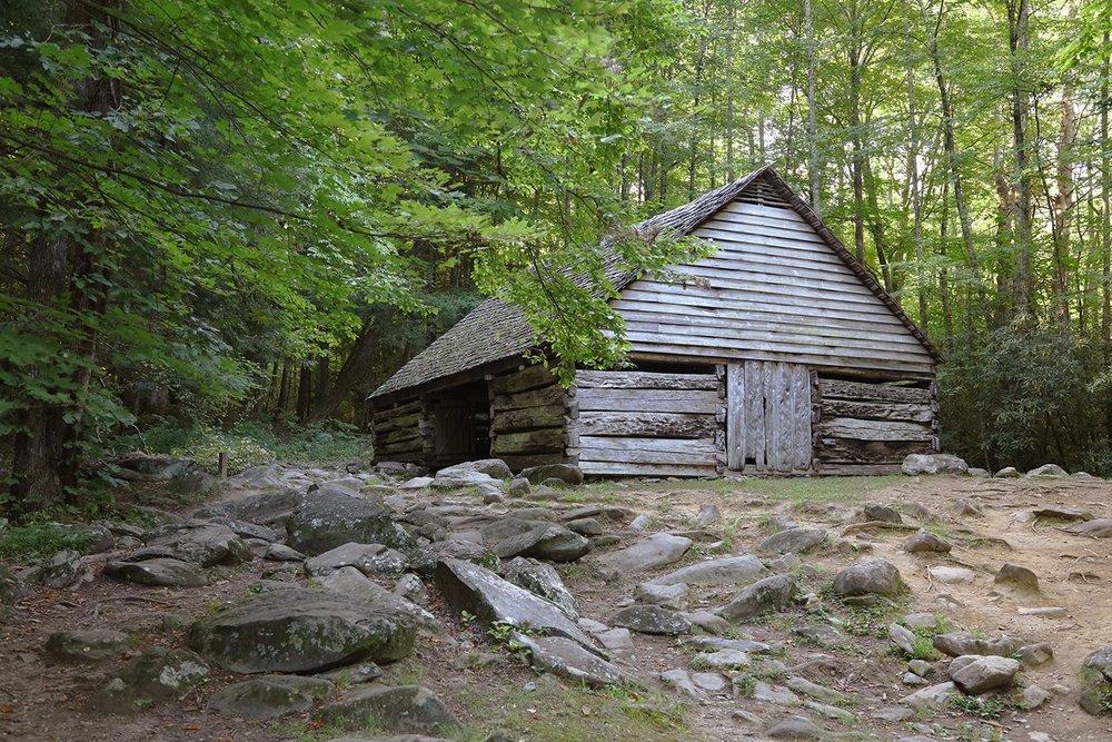 Ephraim Bales Barn