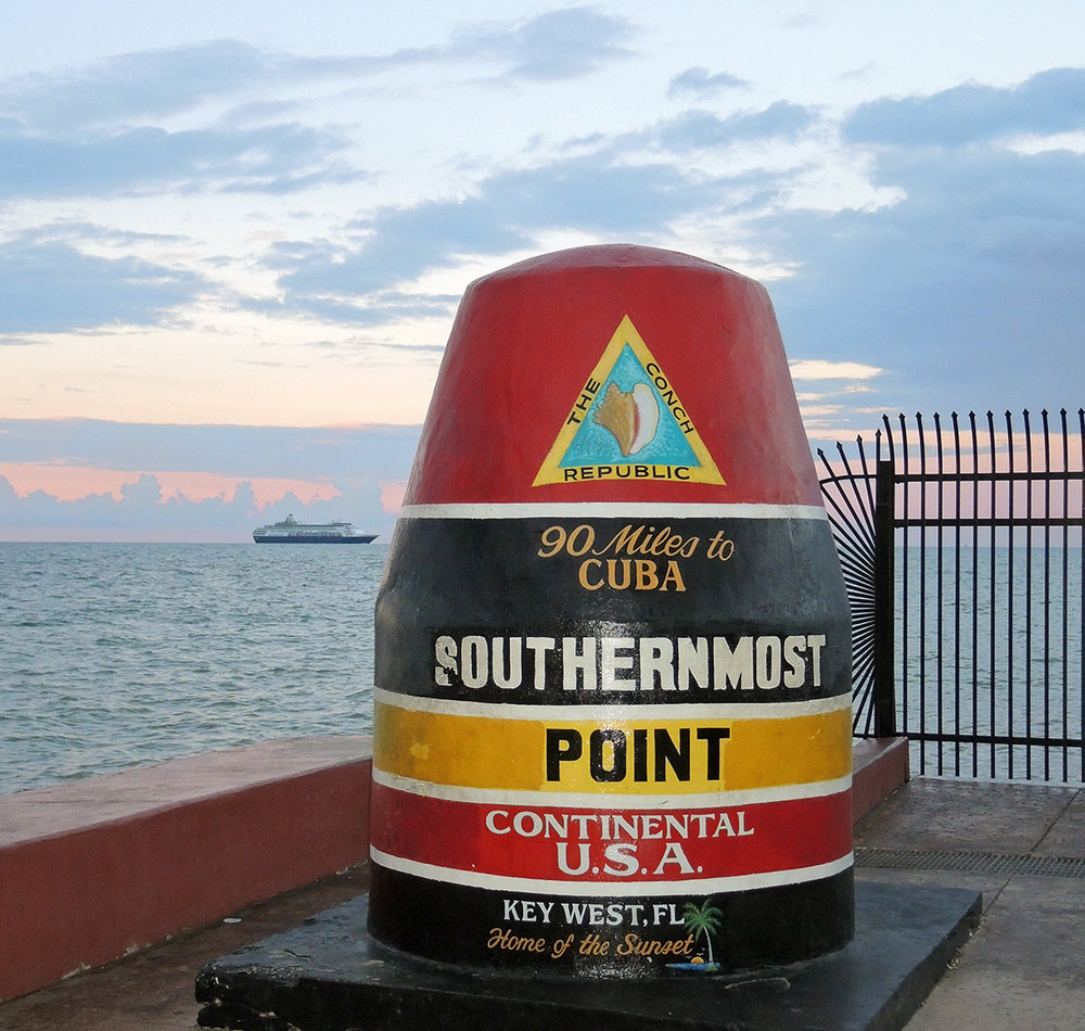 Southernmost Marker