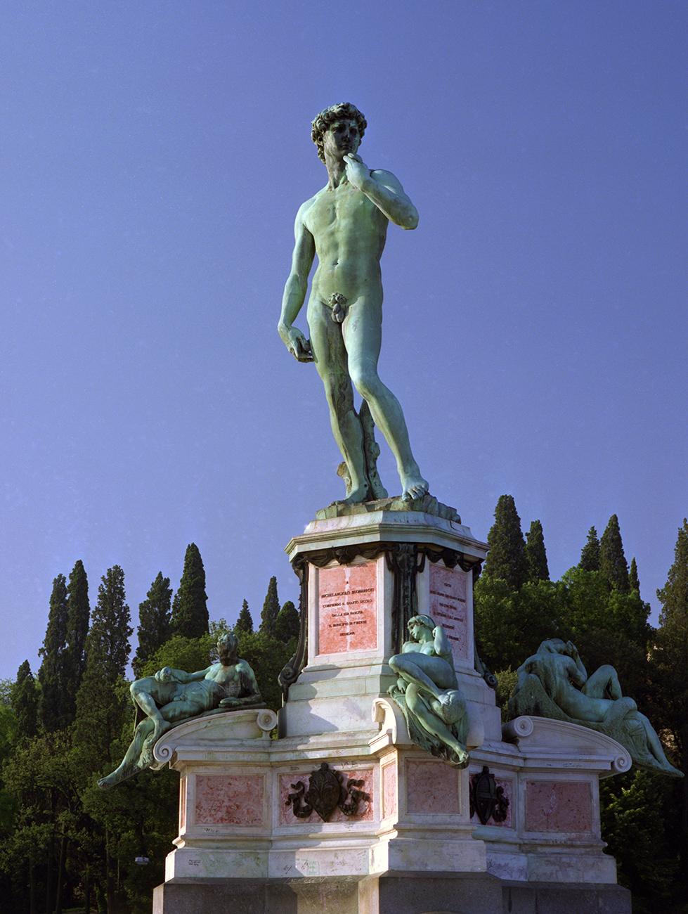 David Presides over Florence