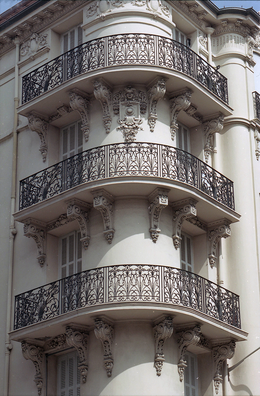 Ornate Architecture