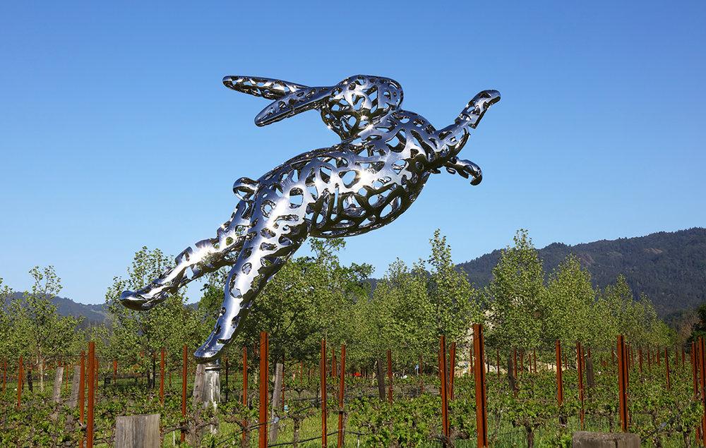 The Wine Rabbit