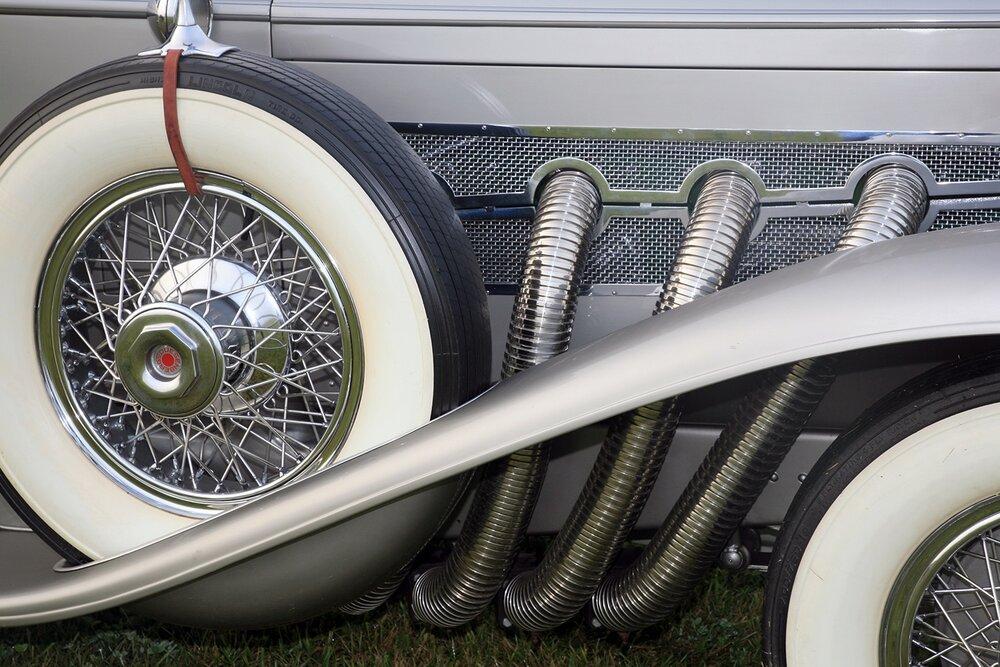 1931 Duesenberg Formal Sedan