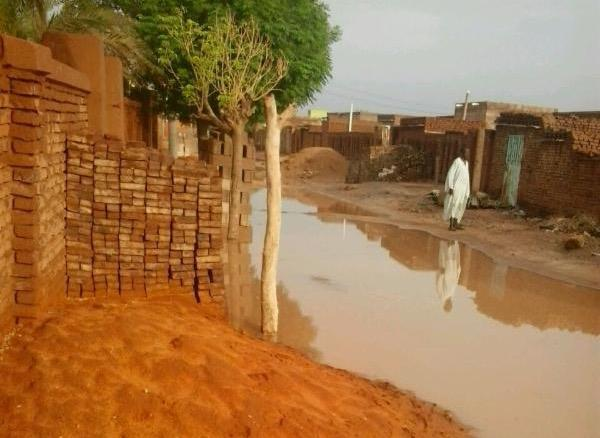 Many Sudanese live in mud huts. After heavy flooding, thousands of these families have been displaced as their homes and possessions have been entirely washed away.