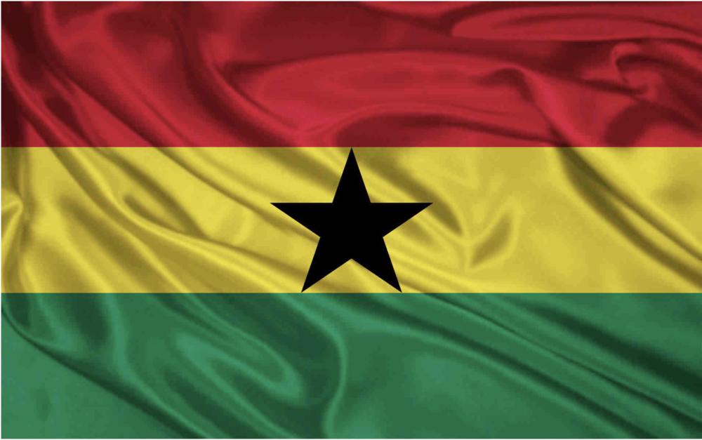 Call of Hope - Ghana Flag