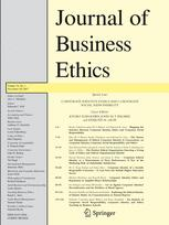 Journal of Business Ethics (2007)