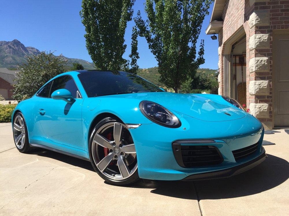 2017 Porsche 911s