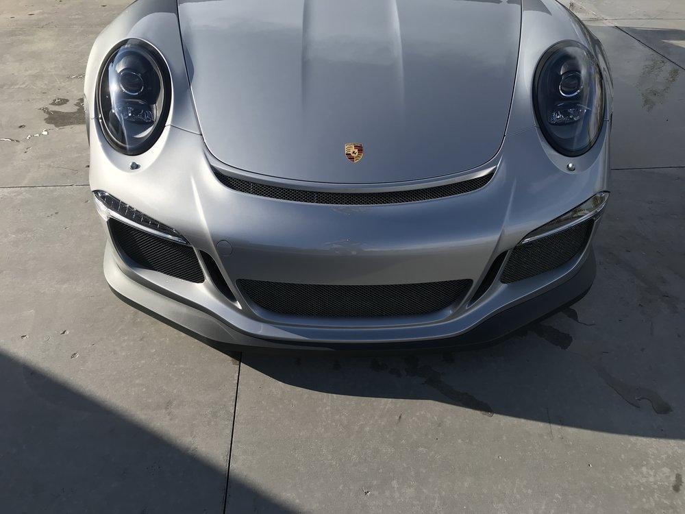 Porsche Gt3 RS Hood shot.JPG