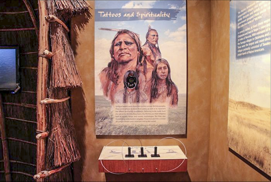 """Comanche Tatoos & Spirituality"""