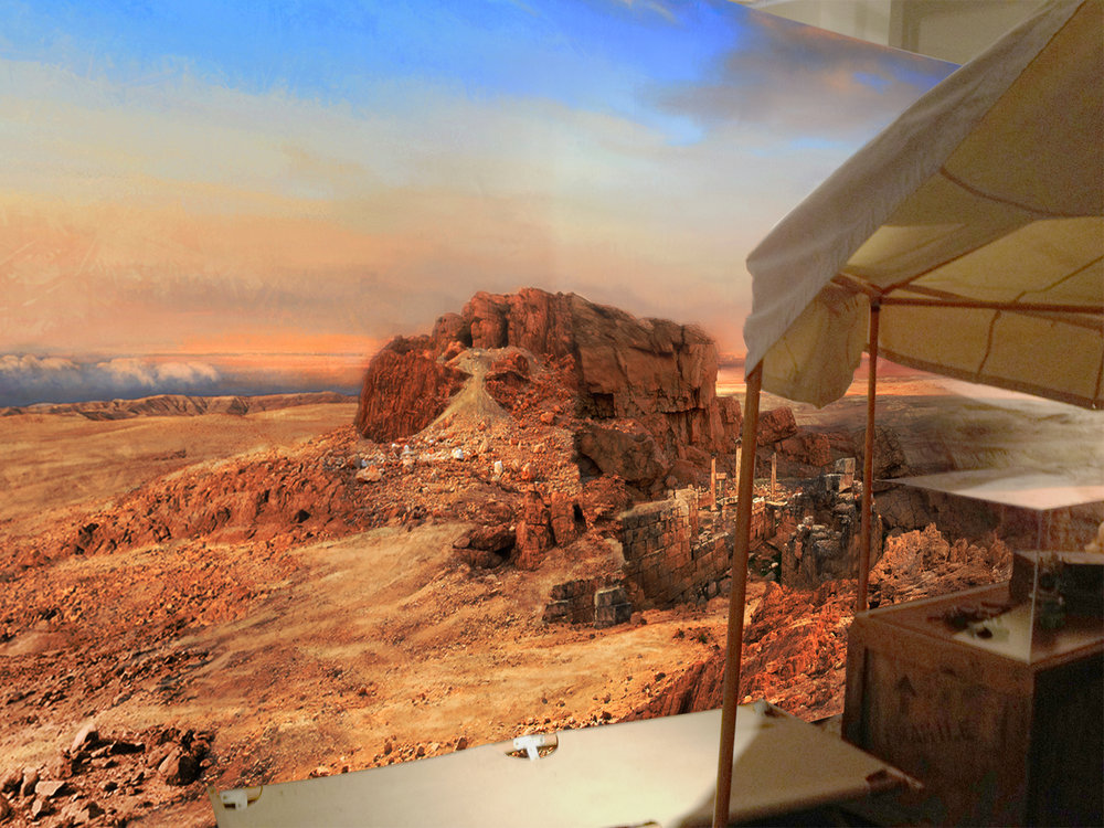 Southwestern Baptist Theological Seminary • Dead Sea Scrolls Exhibit