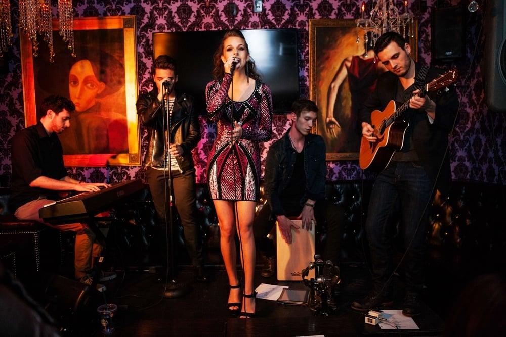 Britt Flatmo CD Release Party