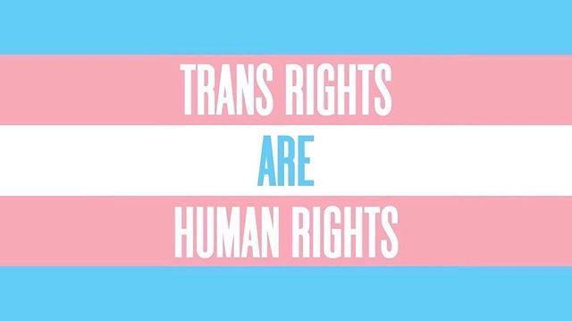 | To all trans who have served for our country, you have as much right to serve our country as anyone else on this earth! You are beautiful, strong and courages. Don't let a small minded, unintelligent bigot determine your goals and dreams!  #transrightsarehumanrights #supportourtroops #transgender #lgbtq #loveall