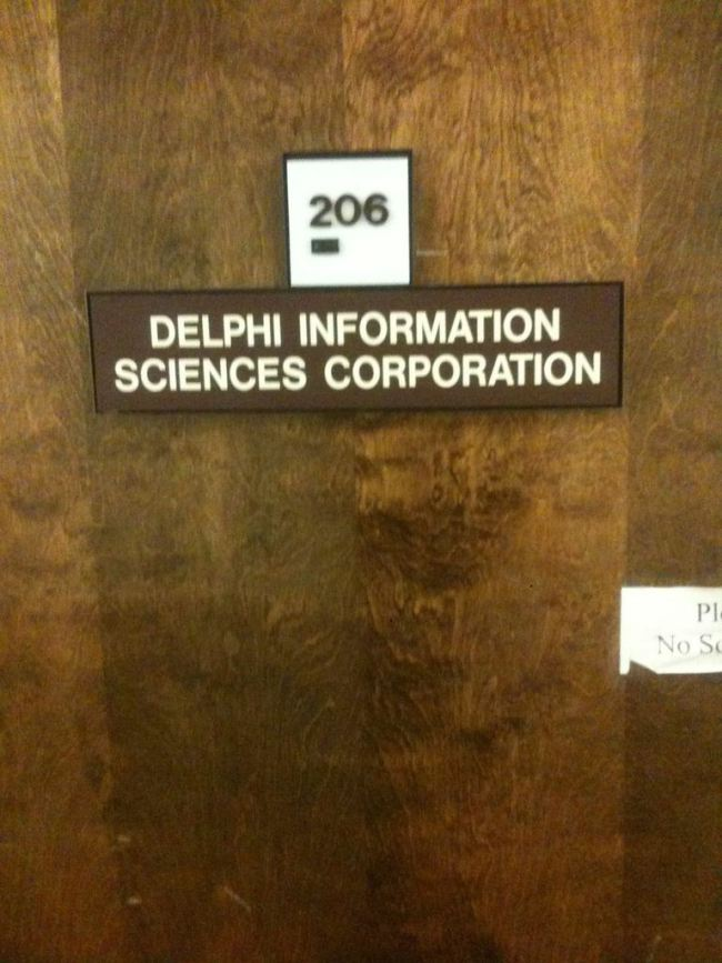 The fake nameplate on the door to the Breaking Bad writers' office is not a coincidence. The team knows that writers are also information scientists. Likewise, information professionals are narrative artists.  http://uproxx.com/tv/2013/08/breaking-bad-writers-room-photos/