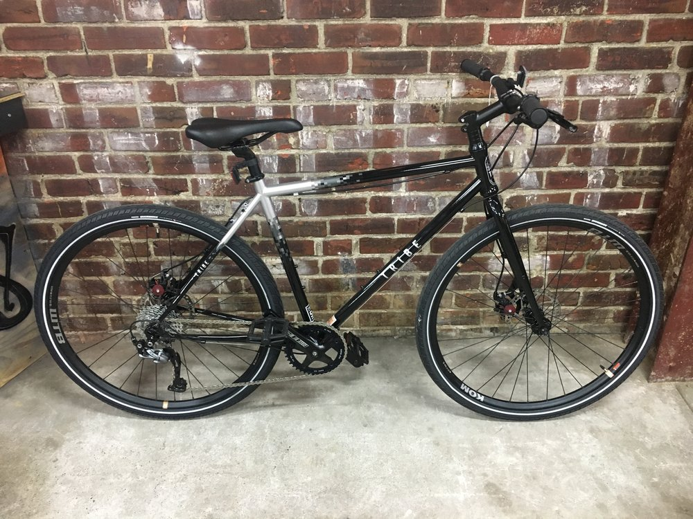 "Tribe Bicycles ""CX Hybrid"" 1 X 9SP $700.00 50CM **650 Wheel Set**"