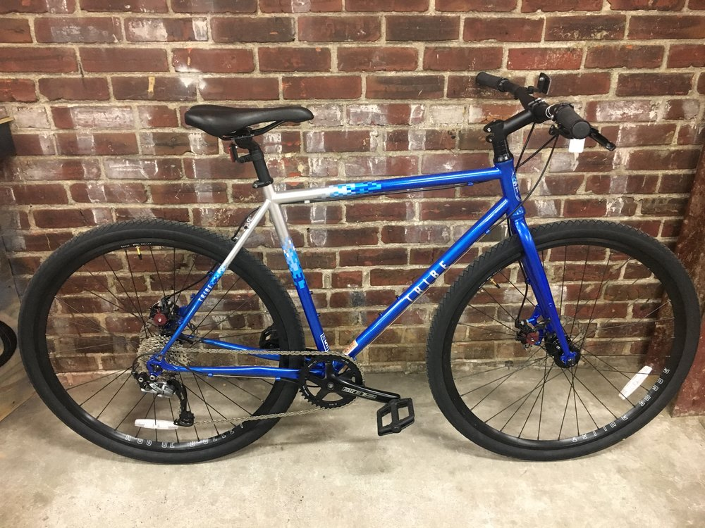 "Tribe Bicycles ""CX Hybrid"" 1 X 9SP $700.00 54CM"