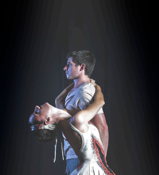 Photo: Nathan Eldridge Dancers: James Kramlich & Erica Diesl
