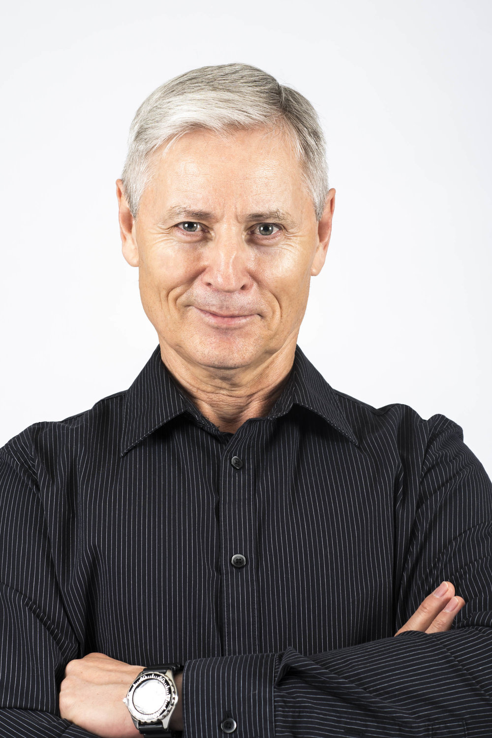 Sabir Yapparov — Director of CORPS
