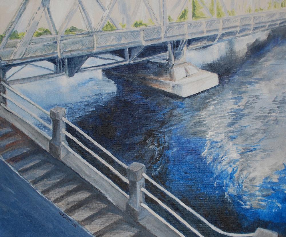 Main Street Bridge, Welland