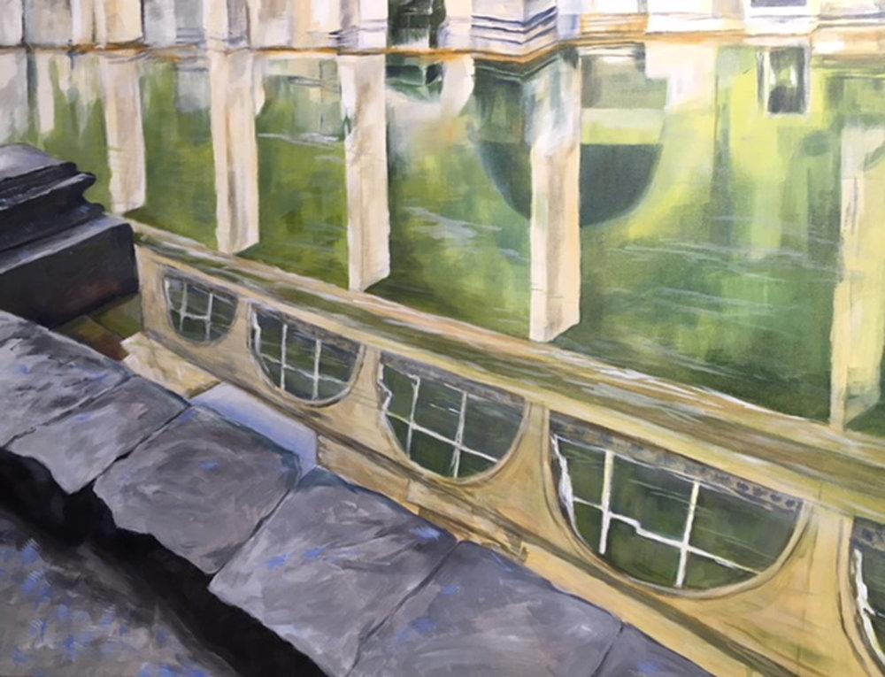 Reflections, Bath