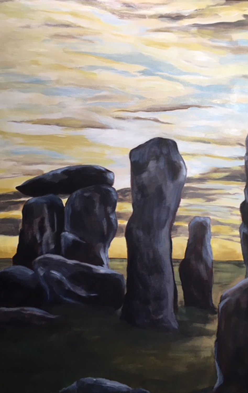 The Darkening Sky, Stonehenge