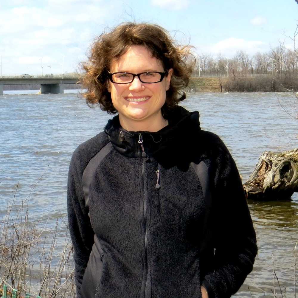 Meaghan Murphy - Staff Scientist and Riverwatch Coordinator