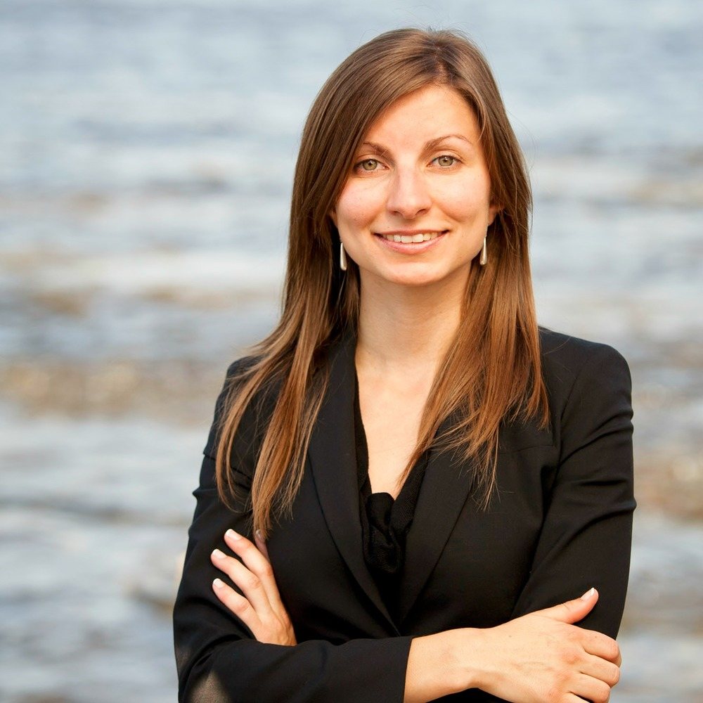 Adèle Michon - Director of Operations for Quebec