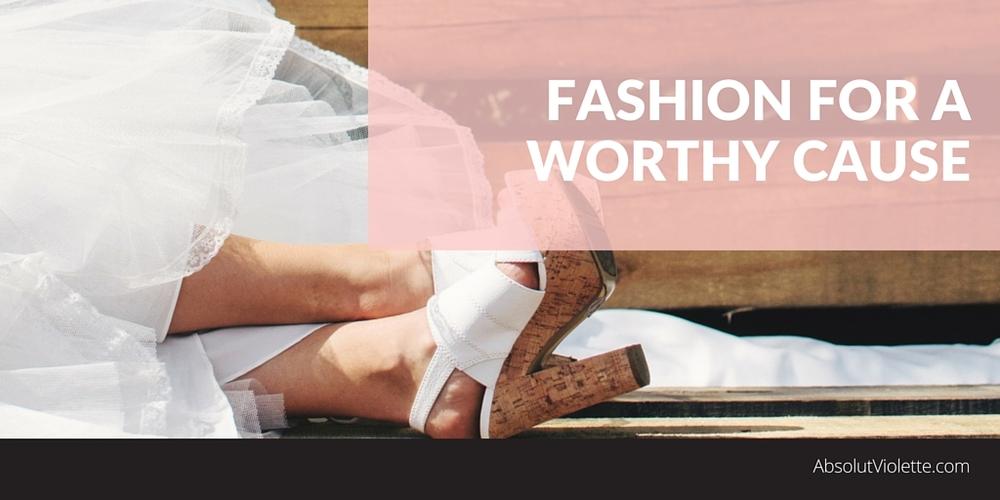 Give back fashion designer philanthropist