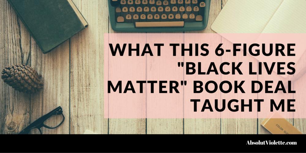 Black lives matter book Angela Thomas Amandla Stenberg