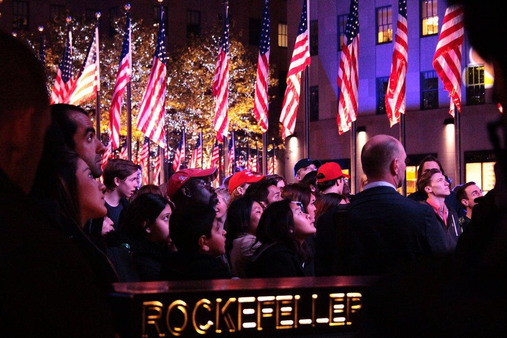 Rockefeller_american_flag