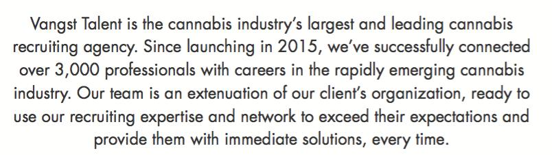 Marijuana Careers