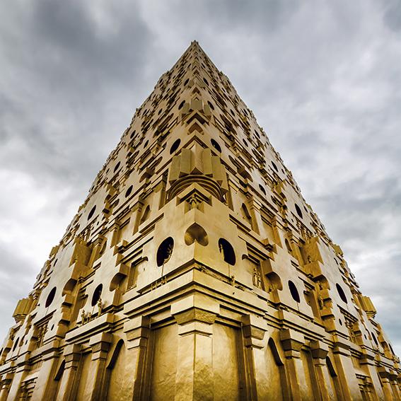N°2: Temple Perdu