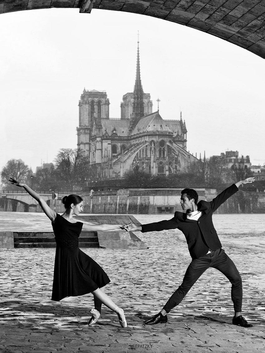 Jack et Chloé - Ballet Dancers