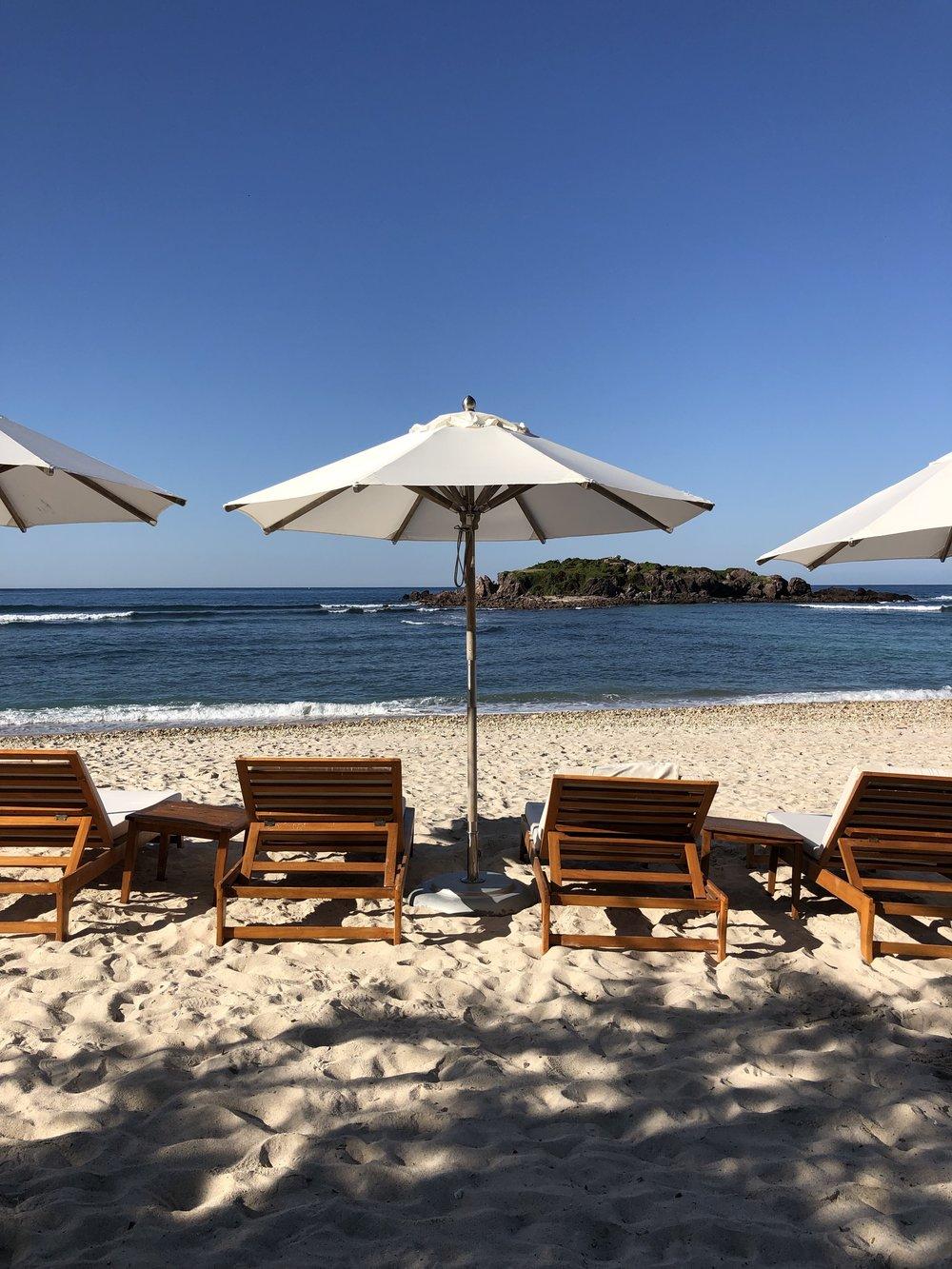 where to stay: St. Regis Punta Mita, Nayarit, Mexico