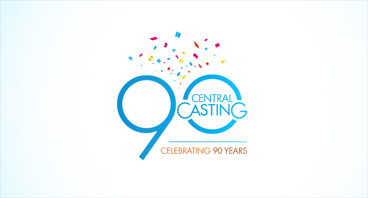 Our new official 90th Anniversary LOGO