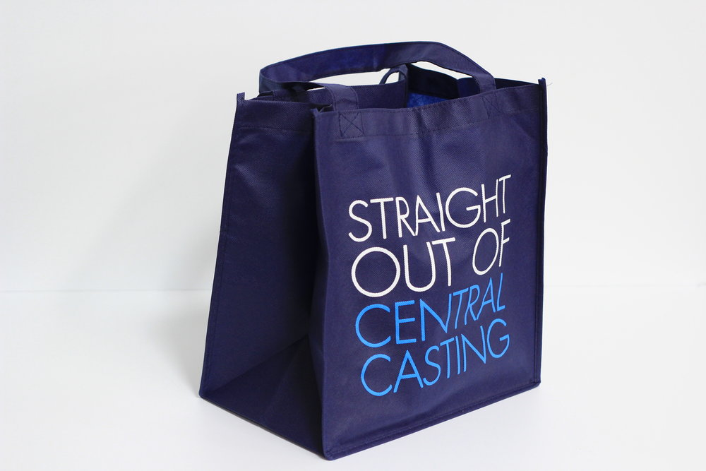 Blue Totes