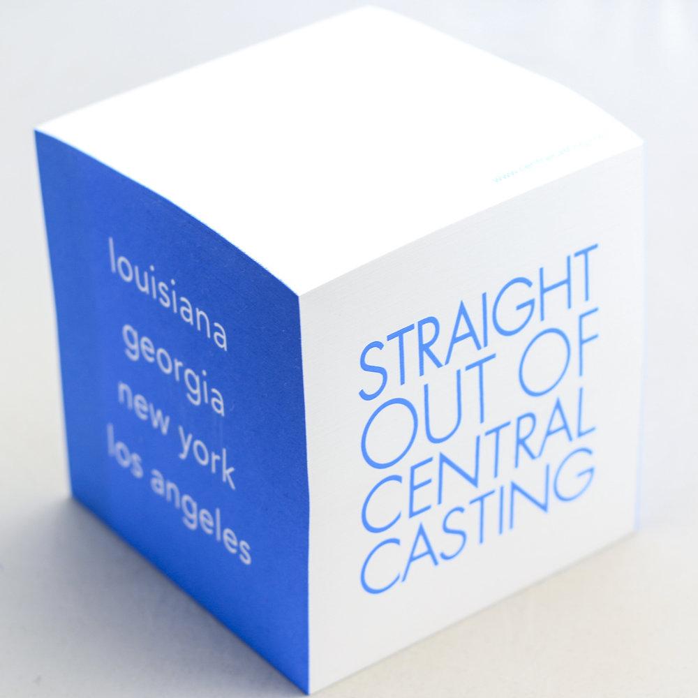 Post-it Cubes
