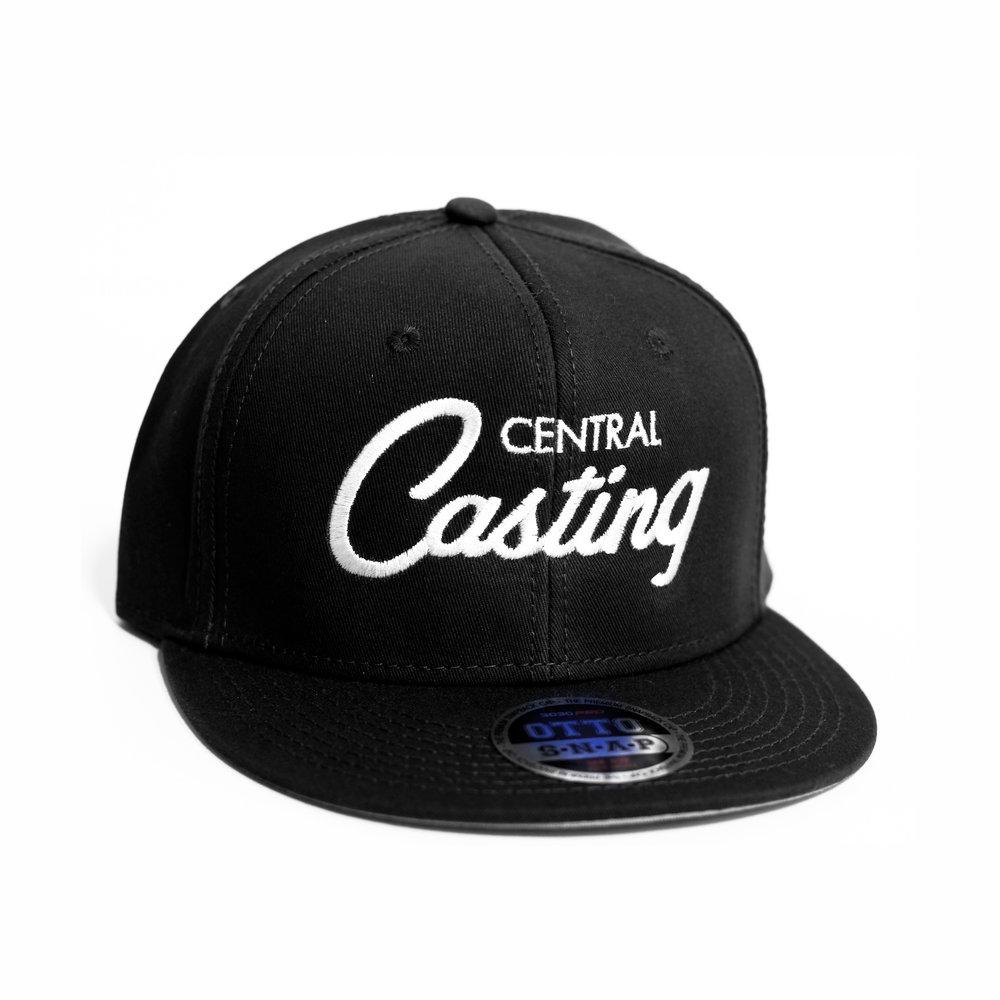 Black Snapback Hats