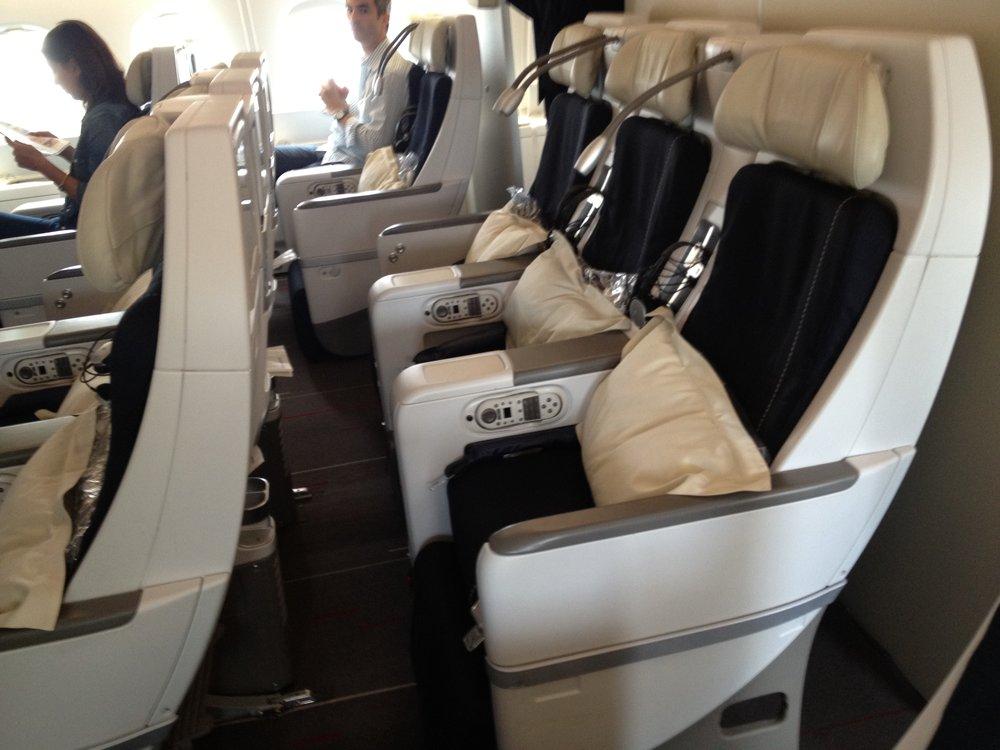 Air France's Premium Economy