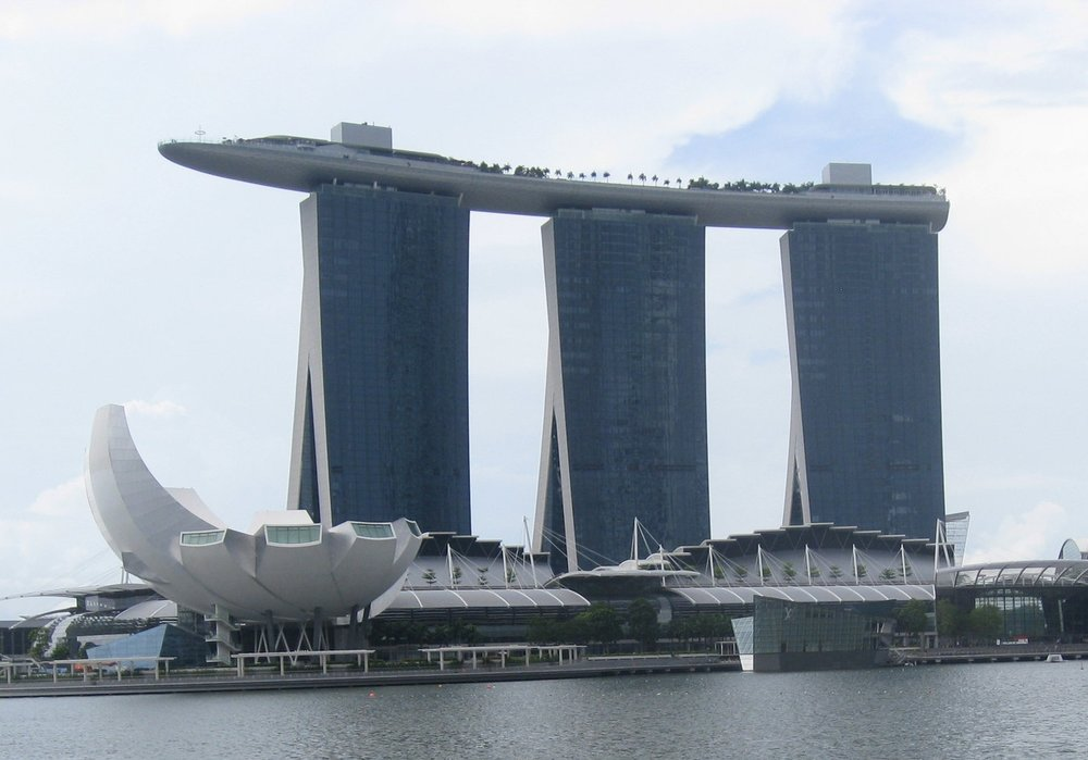 Fly to Singapore for only 49k Skymiles round trip!