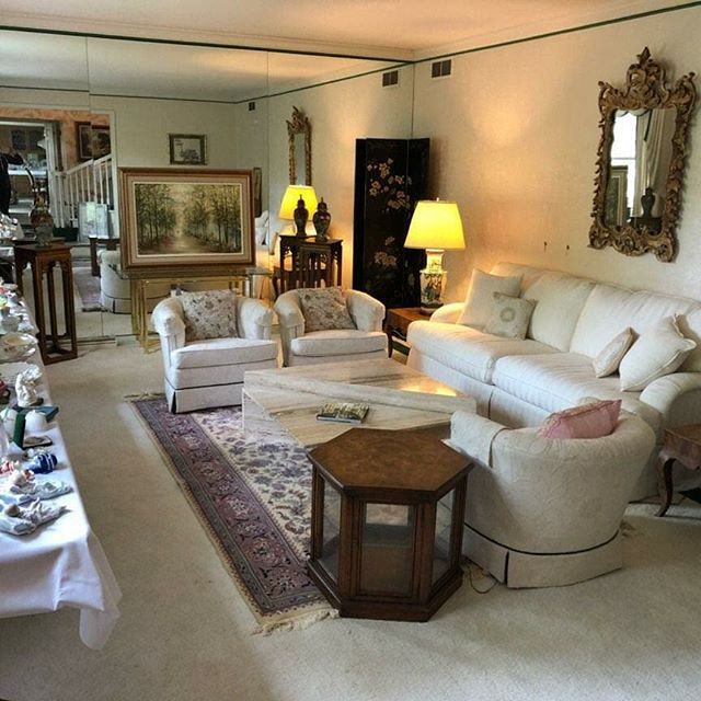 "Sale #1 2285 Lancaster Rd. Akron, 44313 ""Unbelievable 40+ year classic Fairlawn Heights Estate Sale. Every corner is loaded with art, antiques, vintage clothing, and more! Quality collections await you in this large estate. Come shop for a chance to win $100 Visa gift card when you buy at all 2 unique sales this week!  Saturday May 19th 10am - 3pm  Sunday May 20th 12pm-4pm  Directions: W Market St to left on Halifax Rd, follow around to Ridgewood Rd, to Ely Rd & turn left, to Lancaster Rd & turn left to sale. (watch for signs)  Autos  2007 Chevy Silverado Truck 96k miles  1989 Jeep Wrangler 62k miles. Hard/soft tops"