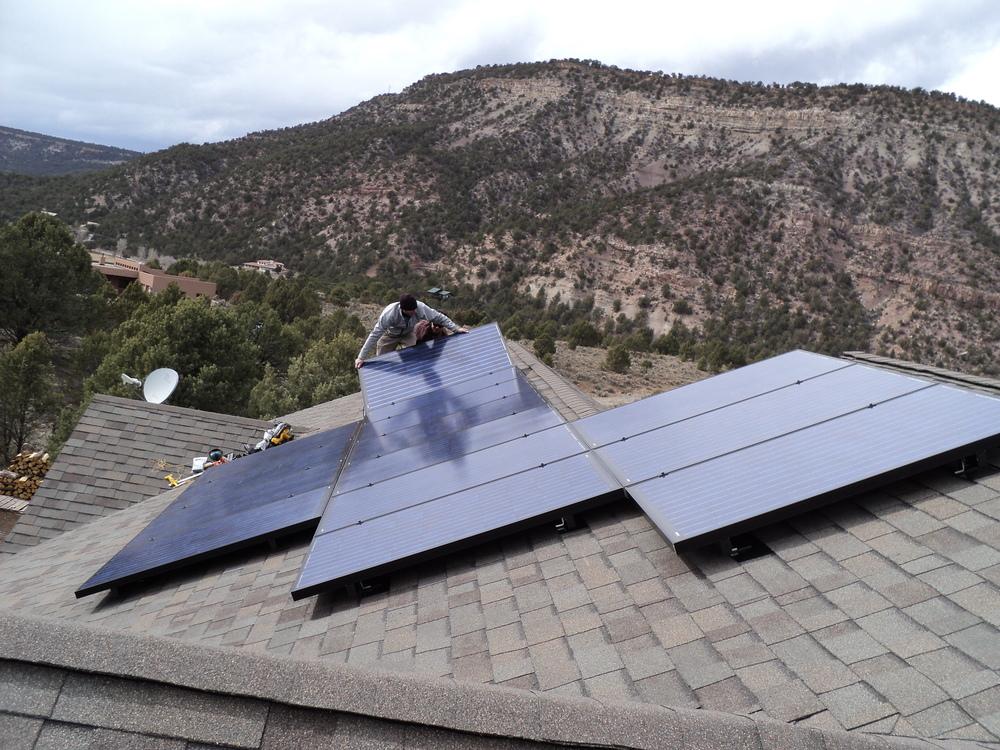 Solar Installation -