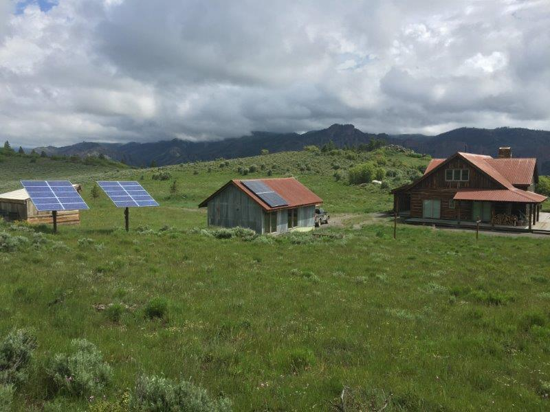 For Off-Grid Systems:
