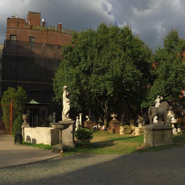 Elizabeth Street Garden #city #chlorophyll
