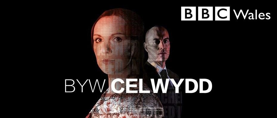 BBC 'Byw Celwydd' (Political Drama)