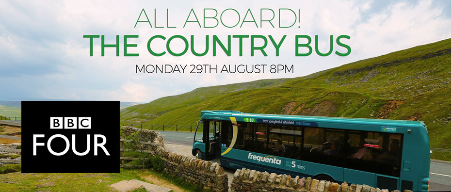 "BBC Four ""All Aboard! The Country Bus"""