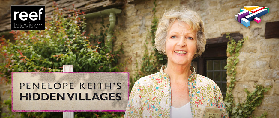 Channel 4 - Penelope Keith's Hidden Villages