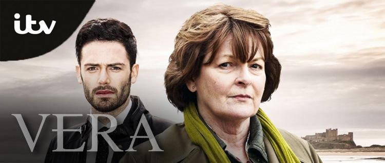 'Vera' ITV Crime Drama