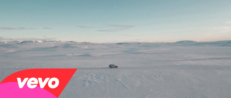Music Video - The Wild (Iceland by Drone)